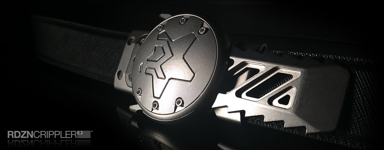 RogueDZN - Revolutionary Jewelry Machined from Military Spec G5 Aerospace Grade Titanium