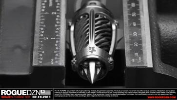 Rogue VXTurbine Final Test